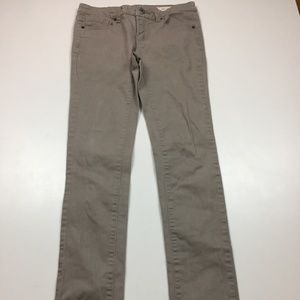 CHOR Taupe/Stone Slim Fit Skinny Jeans